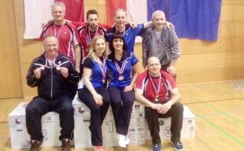 Badmintonski klub Međimurje veterani
