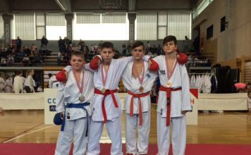 Karate klub Globus Ivanić Grad