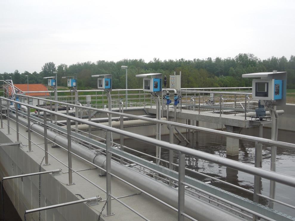 Međimurske vode Uređaj za pročišćavanje otpadnih voda Podturen