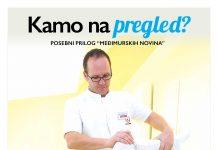 poseban prilog MEđimurskih novina Kamo na pregled