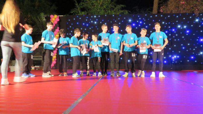 plesna skupina Nexus Čakovec