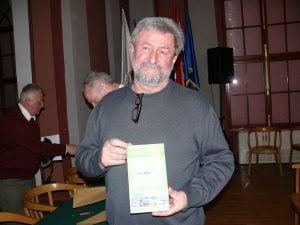 Zeljko Poljak, predsjednik HPD Međimurje