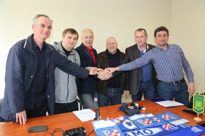 Suradnja Dinmo Zagreb i Dinamo Domašinec