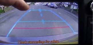 auto Kamera za vožnju unatrag