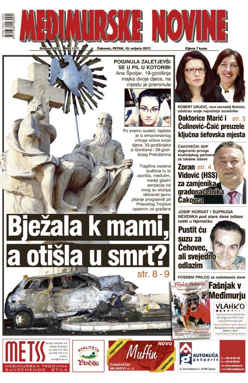 Međimurske novine - broj 1117