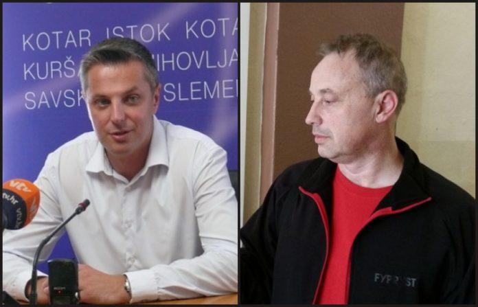 Stjepan Kovač Predrag Kočila