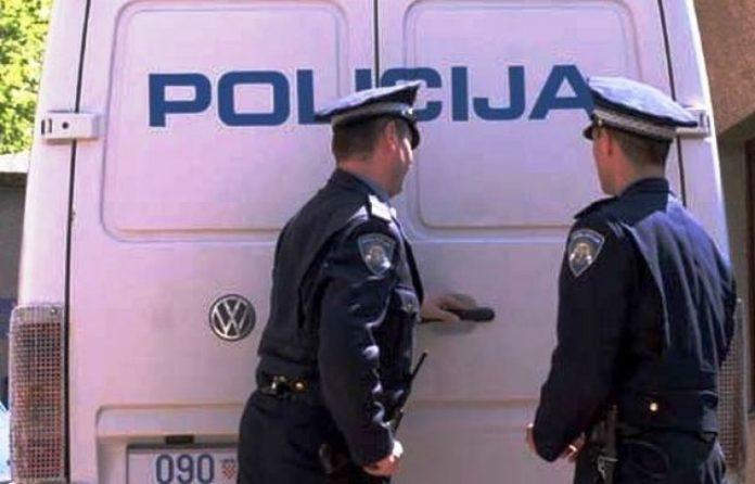 Policijska marica