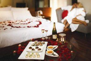 romantični vikend