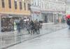 Snijeg u Čakovcu