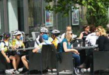 turisti biciklisti