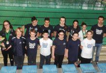 Čakovečki plivački klub miting Sveti Patrik