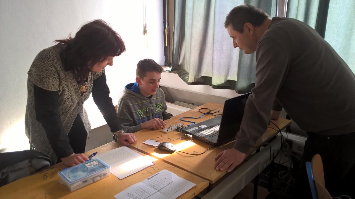 Županijsko natjecanje mladih tehničara