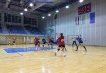 Četvrtfinale hrvatskog rukometnog kupa za žene Dugo Selo 55 - Zrinski Čakovec