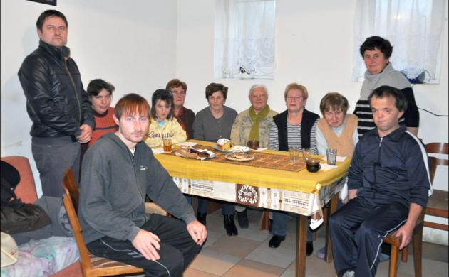 Udruga osoba s intelektualnim teškoćama Međimurske županije Celine