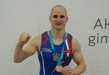 Filip Ude bronca Baku