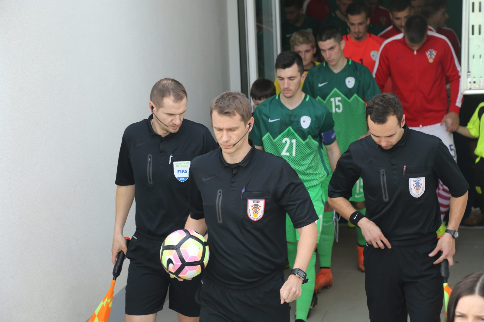 Hrvatska-Slovenija U21 u Nedelišću