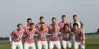 Hrvatska U21 u Nedelišću