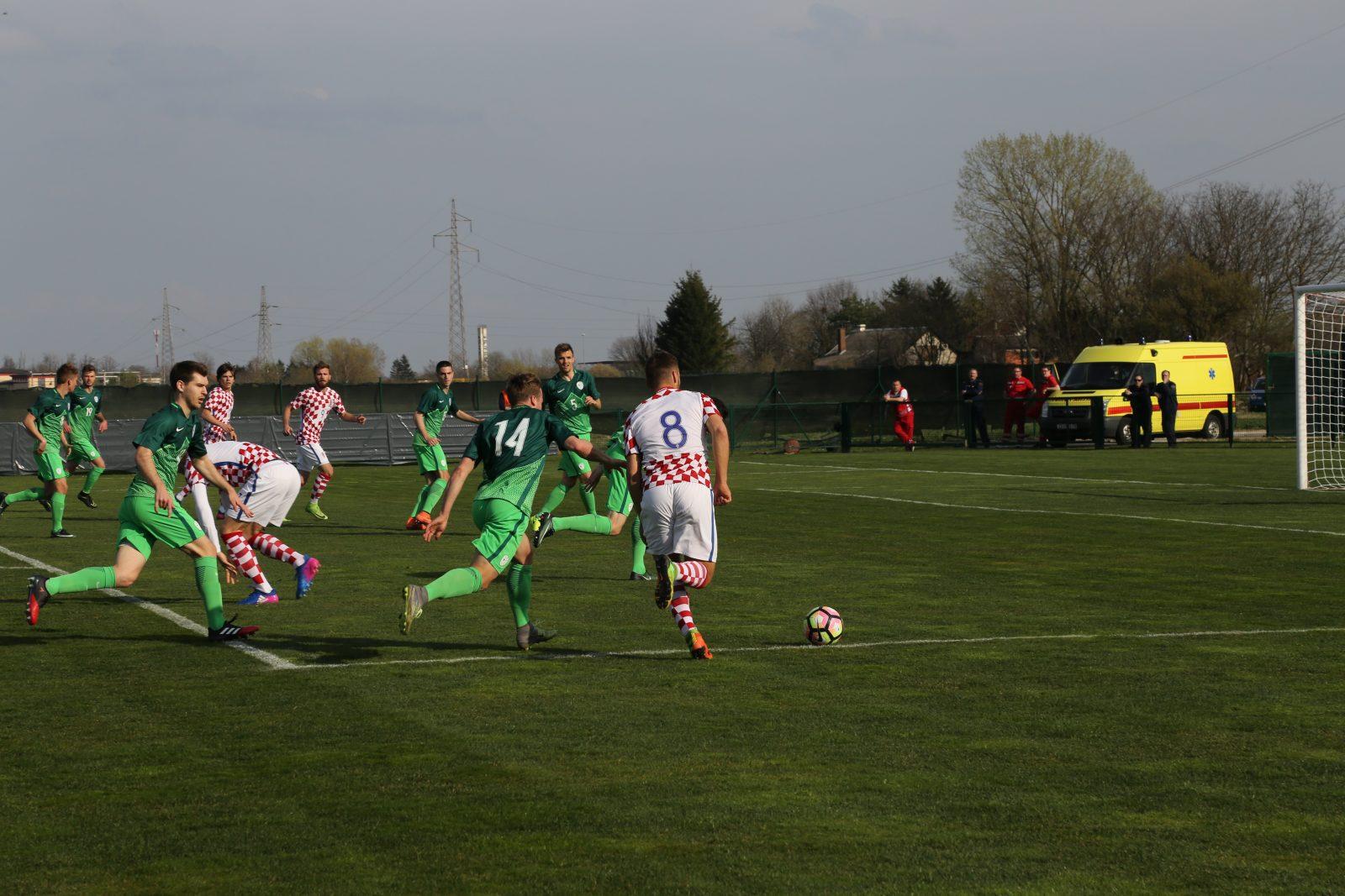 Hrvatska-Slovenija U21