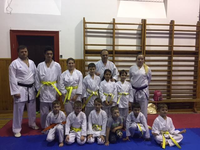Karate klub Globus
