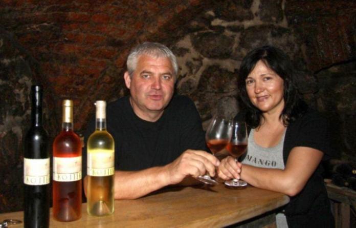 Anton i Jelena Kojter