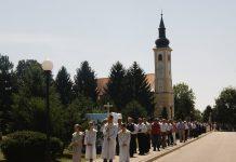 križni put Goričan