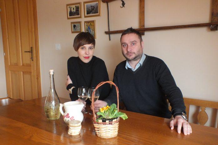 Nikolina i Zlatko Novinić