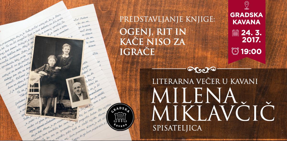 Milena Miklavčič Čakovec