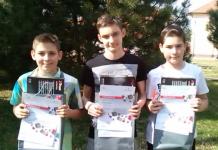 OŠ Goričan državno natjecanje iz informatike