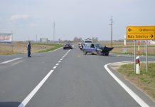 Prometna nesreća Sveti Križ - Štefanec