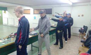 Natjecanje First lige u zračnom pištolju