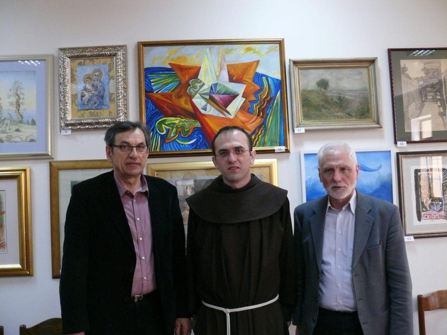 Kupnjom Slika Pomozite Obnovu Unutrašnjosti Crkve Sv Antuna
