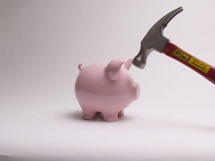 novac štednja dug