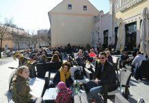 proljeće terasa Čakovec