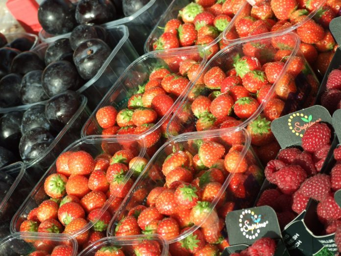 tržnica voće