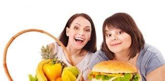 zdrave i nezdrave namirnice