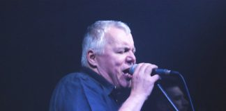 Zoran Predin u Metalcu