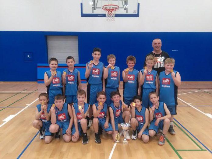 Košarkaši Čakovca U11 pobjednici Regije Sjever
