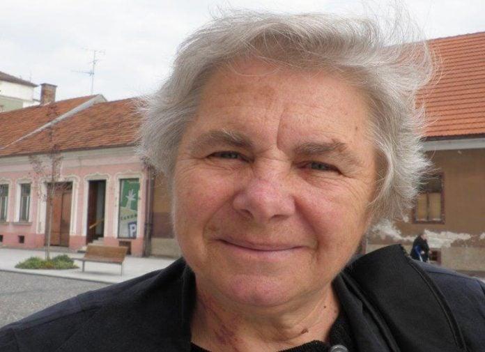 Bernarda Orehovec