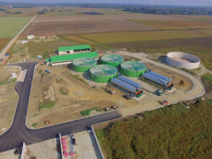 Bioplinsko postrojenje Eko kotor doo Kotoriba Izgradnja d.o.o.
