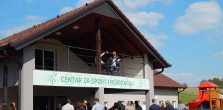 Centra za sport i rekreaciju u Štrigovi