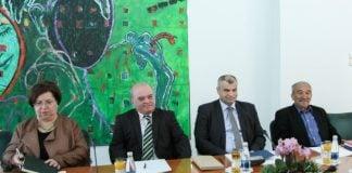 Delegacija u slovenskom parlamentu Hrvati