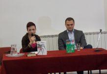 Andrijana Kos-Lajtman i Kristian Novak
