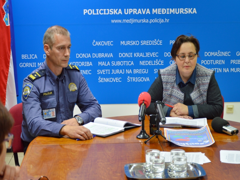Mladen Zadravec i Srebrenka Pongrac