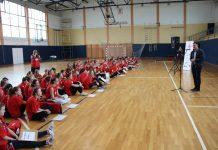 Međužupanijsko natjecanje ekipa mladih Hrvatskog Crvenog križa