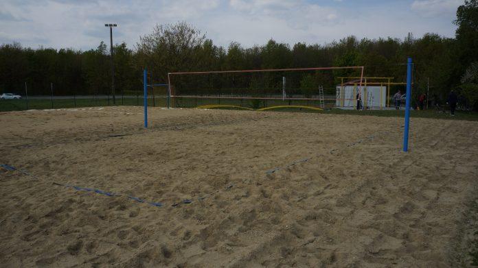 Odbojka na pijesku teren Čakovec