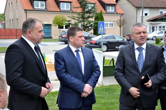 Nikola Toplek Oleg Butković Darko Horvat Nedelišće
