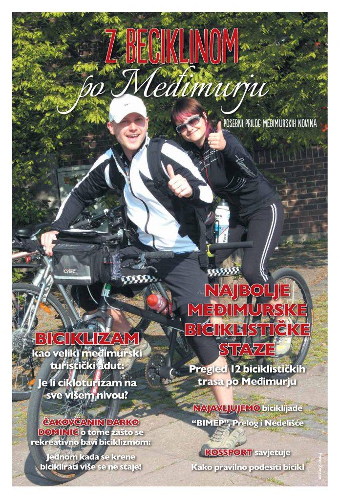 biciklizam međimurje