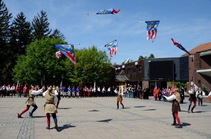 Smotra povijesnih postrojbi Čakovec