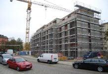 Stanovi u Munchenu Izgradnja
