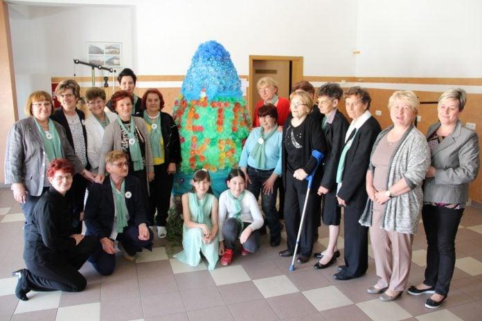 Udruga žena Brest Uskršnja izložba